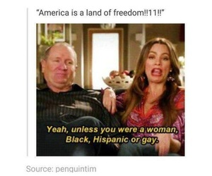 quote, america, and fact image