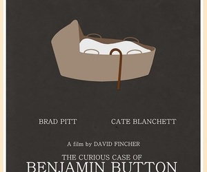 brad pitt, the curious case of benjamin button, and 100 must see films image