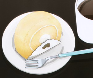 anime food, acca 13, and acca image