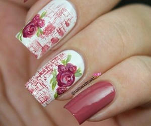 nail art, nails, and unghie image