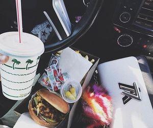 burger, fendi, and heaven image