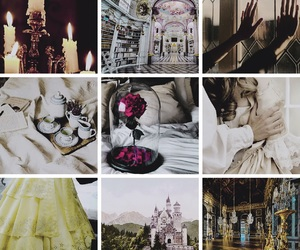 aesthetic, beauty and the beast, and dan stevens image