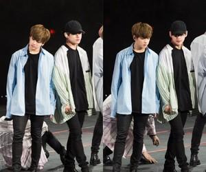 jin, jungkook, and j-hope image
