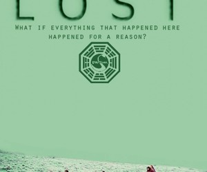 lost, dharma, and tv series image