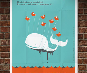 Fail Whale, walle, and twitter image