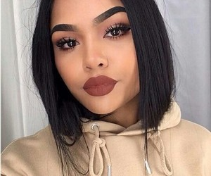 makeup, pretty, and beauty image