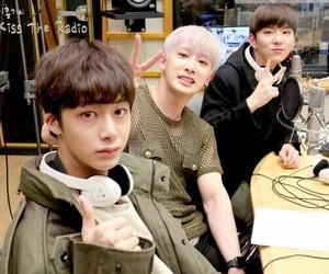 kpop, wonho, and kihyun image