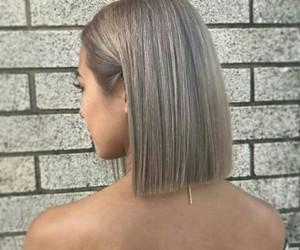 beautiful, beauty, and short hair image