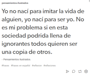 frases, reflexiones, and palabras image