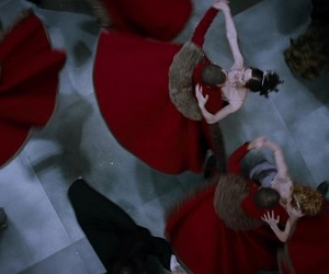 dance, goblet of fire, and scene image