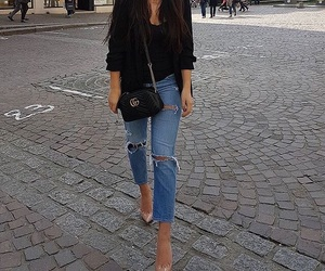 clothes, gucci, and outfit image