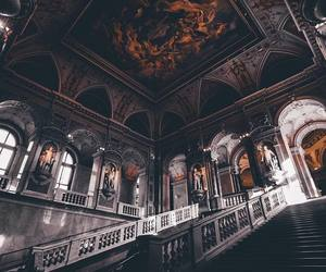 architecture, art, and goth image