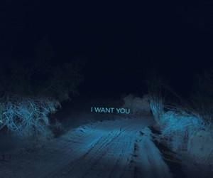 blue, i want you, and ill do me you do hue image