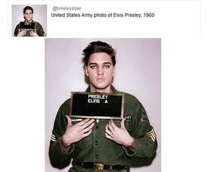 beauty, boys, and Elvis Presley image