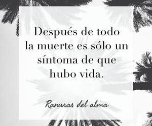 frases, inspiracion, and muerte image