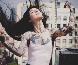 beauty, grace neutral, and color hair image