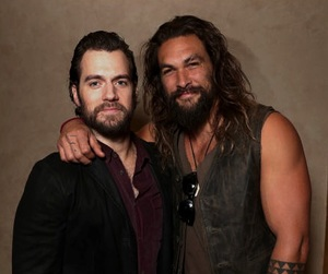 aquaman, Henry Cavill, and justice league image