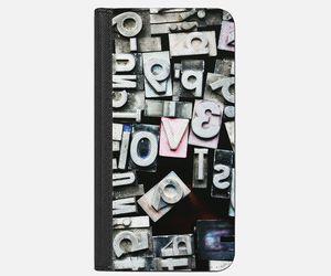 case, vintage, and wallet case image