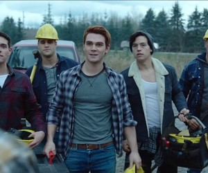 riverdale, archie comics, and cole sprouse image