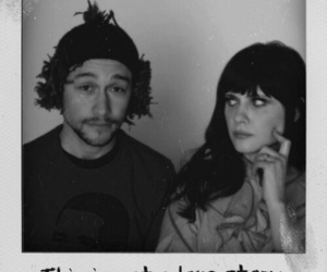 love, 500 Days of Summer, and black and white image