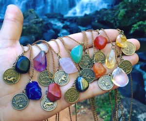 necklace and stones image