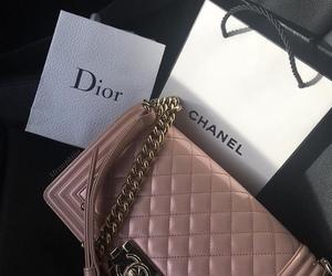chanel, bag, and dior image