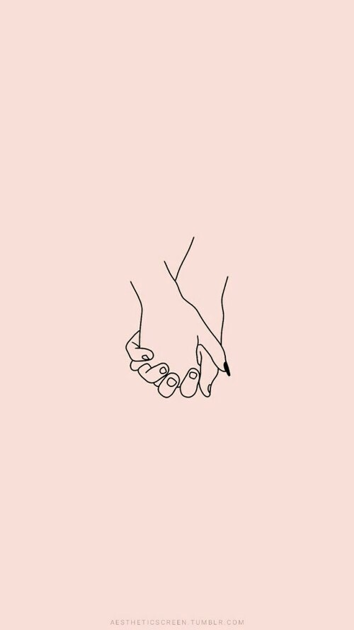 wallpaper, love, and hands image