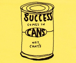 success, can, and quote image