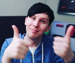 amazingphil, dan and phil, and phil lester image