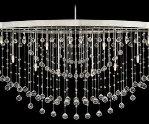 crystal chandelier, chandelier lighting, and modern chandeliers image