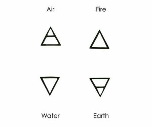 elements, geometric, and triangle image