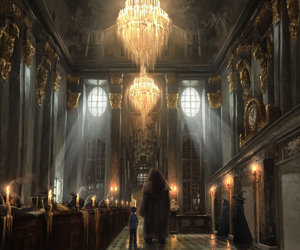 gringotts, harry potter, and pottermore image