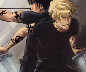 parabatai, jace, and alec image