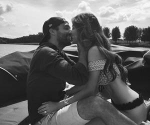 couple, lovers, and hug image