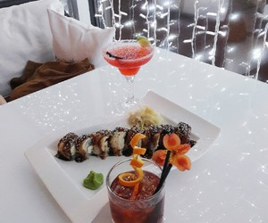 Cocktails, glamorous, and lights image
