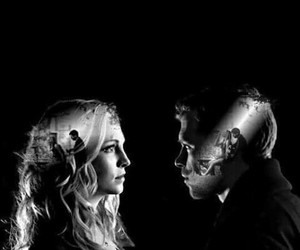 caroline, The Originals, and the vampire diaries image