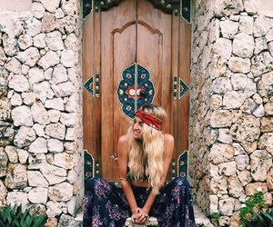bohemian, travel, and tigerlily image