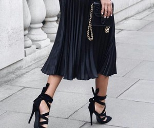black, fashion, and cool image