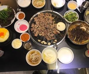 asia, korea, and asian food image