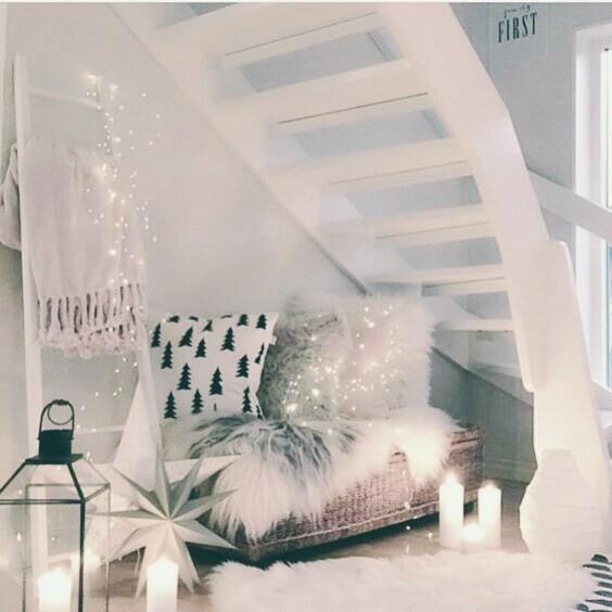 loft, white, and déco image