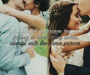 always, couple, and falling in love image
