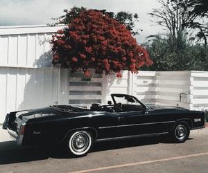 car, black, and vintage image