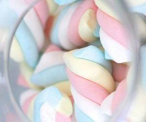 beautiful, food, and marshmallow image