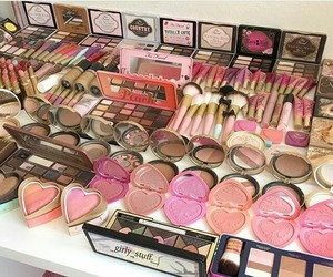 beauty, too faced, and fashion image