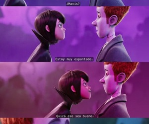frases, quote, and hotel transylvania image