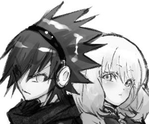 anime, mayura, and sousei no onmyouji image