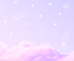 aesthetic, sky, and space image