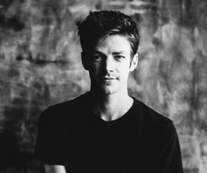 grant gustin and flash image