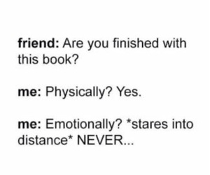 book, emotional, and funny image