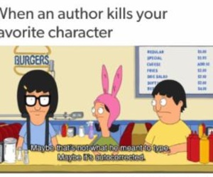 author, funny, and tumblr image